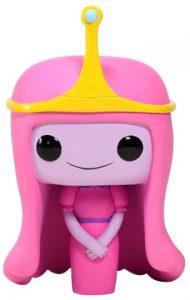 Funko POP de la princesa Chicle - Los mejores FUNKO POP de Hora de Aventuras - Adventure Time - Los mejores FUNKO POP de series de dibujos animados