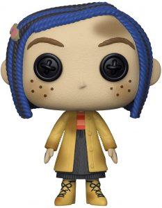 Funko POP de muñeca de Coraline - Los mejores FUNKO POP de los mundos de Coraline - Funko POP de películas de animación