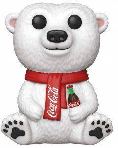 Funko POP del Oso polar de Coca Cola - Los mejores FUNKO POP de Coca Cola - Los mejores FUNKO POP de marcas comerciales