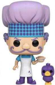 Funko POP del Panadero De Pasteles - Purple Pieman Berry Bird - Los mejores FUNKO POP de Tarta de Fresa - Strawberry Shortcake - Los mejores FUNKO POP de series de dibujos animados