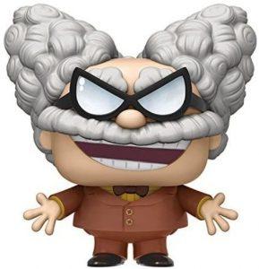 Funko POP del Profesor Pipicaca - Los mejores FUNKO POP del Capitán Calzoncillos - Los mejores FUNKO POP de series de dibujos animados