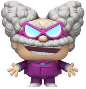 Funko POP del Profesor Pipicaca exclusivo - Los mejores FUNKO POP del Capitán Calzoncillos - Los mejores FUNKO POP de series de dibujos animados