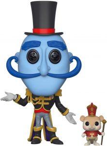 Funko POP del Señor Bobinsky con ratón - Los mejores FUNKO POP de los mundos de Coraline - Funko POP de películas de animación