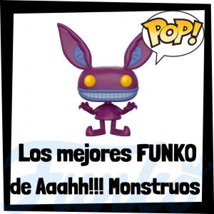 Los mejores FUNKO POP de Aaahh!!! Monstruos - Funko POP de series de televisión de dibujos animados