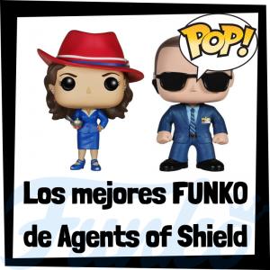 Los mejores FUNKO POP de Agents of Shield - Los mejores FUNKO POP de personajes de Agentes de Shield - Funko POP de series de televisión