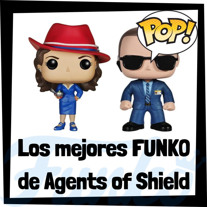 Los mejores FUNKO POP de Agents of Shield