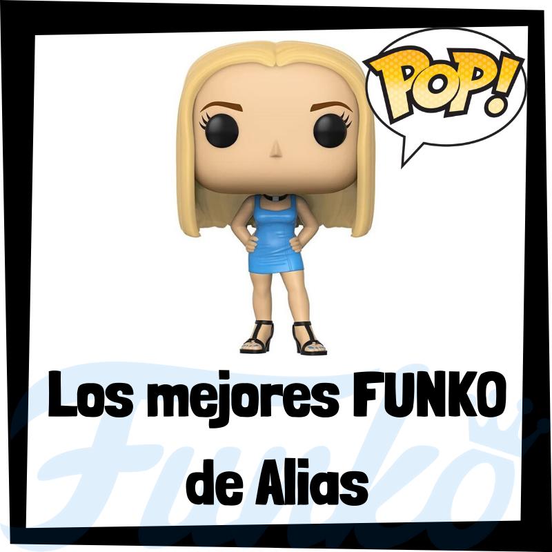 Los mejores FUNKO POP de Alias