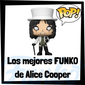 Los mejores FUNKO POP de Alice Cooper - Los mejores FUNKO POP de Alice Cooper - Los mejores FUNKO POP de grupos de música de Rock and Roll