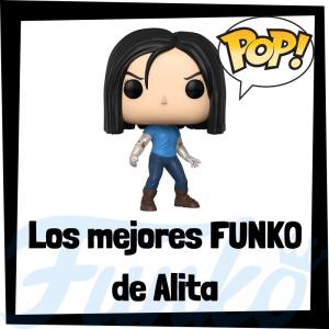 Los mejores FUNKO POP de Alita - FUNKO POP de películas