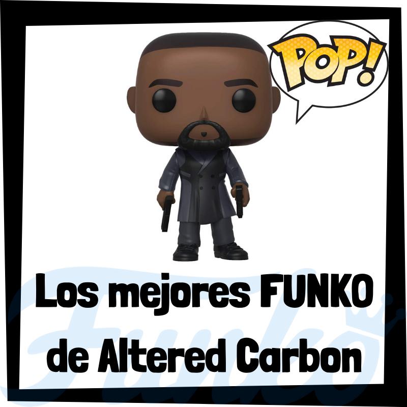 Los mejores FUNKO POP de Altered Carbon