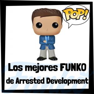 Los mejores FUNKO POP de Arrested Development - Los mejores FUNKO POP de personajes de Arrested Development - Funko POP de series de televisión