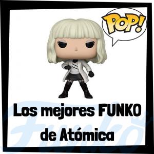Los mejores FUNKO POP de Atómica - Atomic Blonde - FUNKO POP de películas