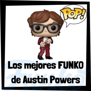 Los mejores FUNKO POP de Austin Powers - FUNKO POP de películas