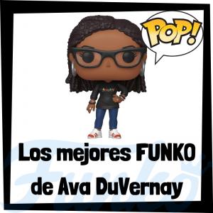 Los mejores FUNKO POP de Ava Duvernay - Los mejores FUNKO POP de personajes históricos - Los mejores FUNKO POP de directores de cine