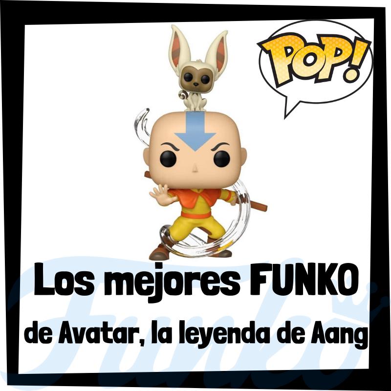 Los mejores FUNKO POP de Avatar, la leyenda de Aang