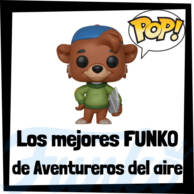 Los mejores FUNKO POP de Aventureros del aire