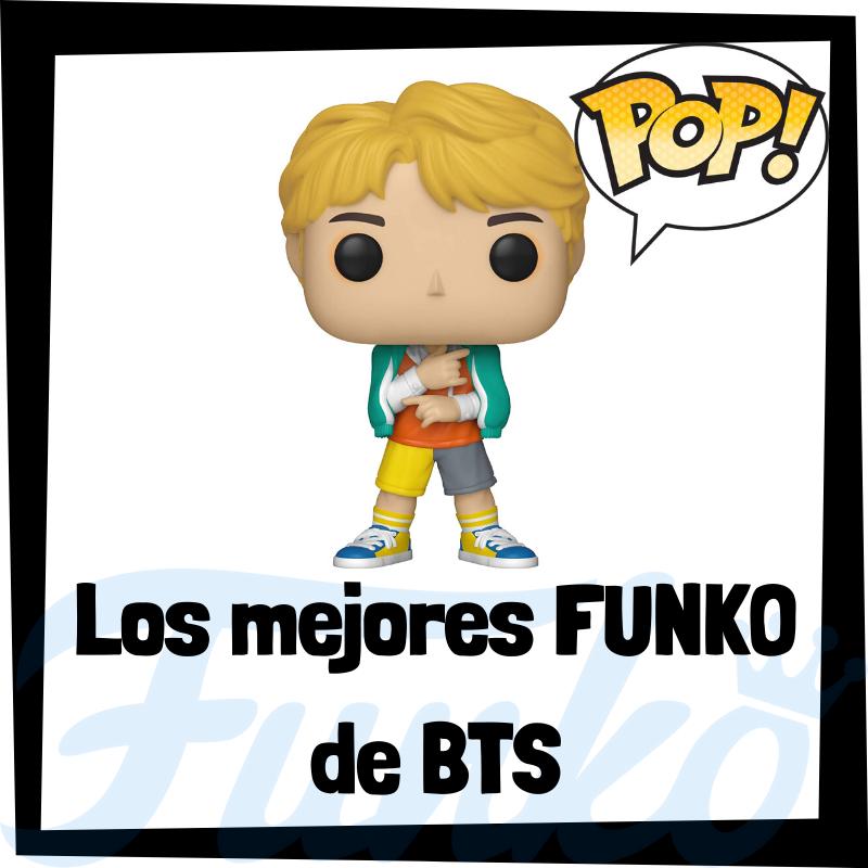Los mejores FUNKO POP de BTS