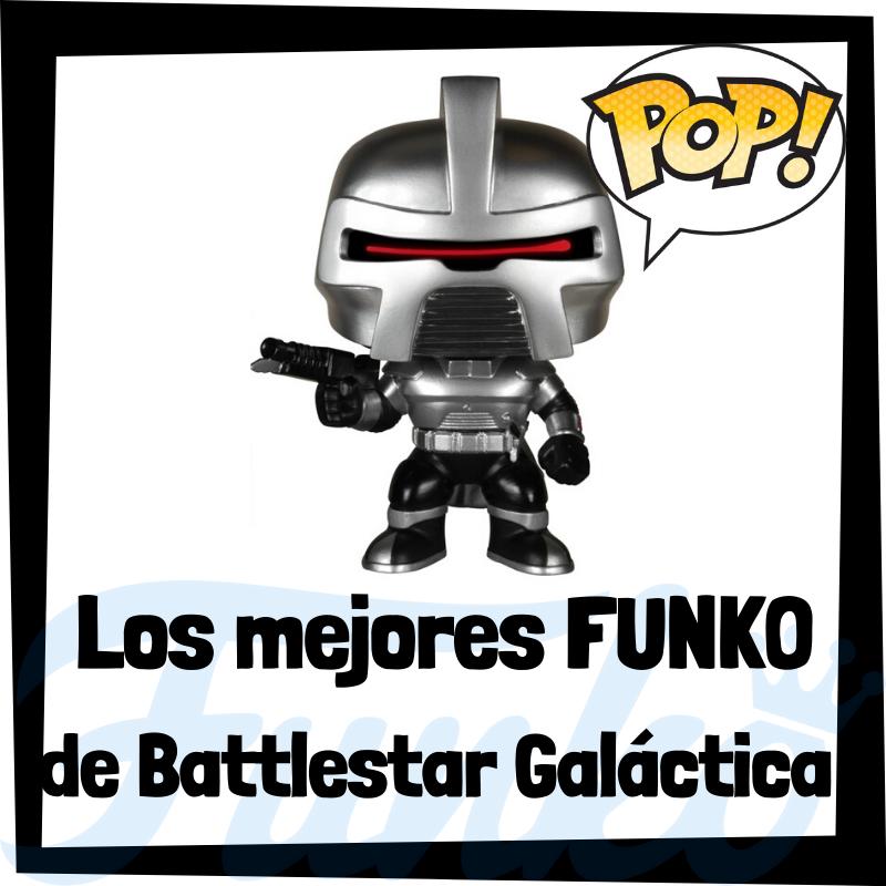 Los mejores FUNKO POP de Battlestar Galáctica