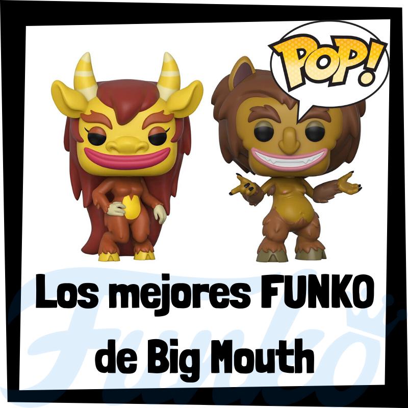 Los mejores FUNKO POP de Big Mouth
