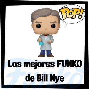 Los mejores FUNKO POP de Bill Nye - Los mejores FUNKO POP de personajes históricos - Los mejores FUNKO POP de científicos
