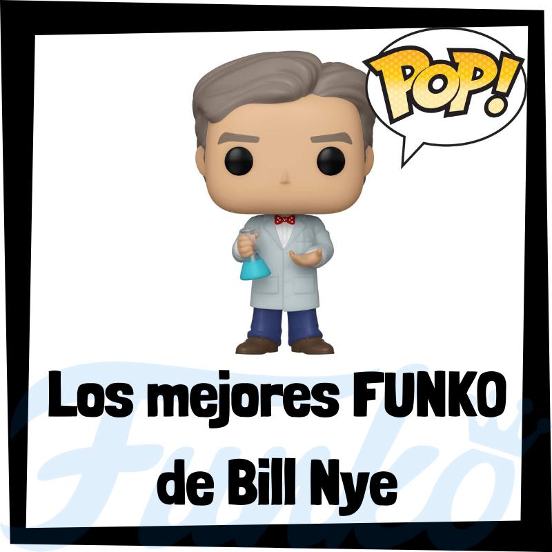 Los mejores FUNKO POP de Bill Nye