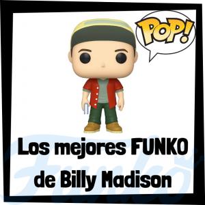 Los mejores FUNKO POP de Billy Madison - FUNKO POP de películas
