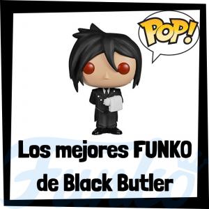 Los mejores FUNKO POP de Black Butler