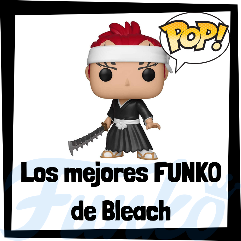 Los mejores FUNKO POP de Bleach