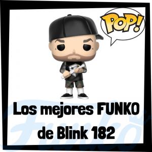 Los mejores FUNKO POP de Blink 182 - Los mejores FUNKO POP de los integrantes de Blink 182 - Los mejores FUNKO POP de grupos de música de Rock and Roll