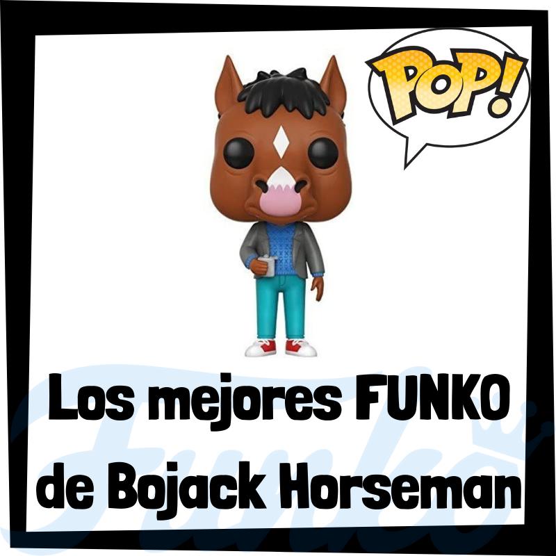 Los mejores FUNKO POP de Bojack Horseman