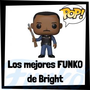 Los mejores FUNKO POP de Bright de Netflix - Brillante - Bright - FUNKO POP de películas