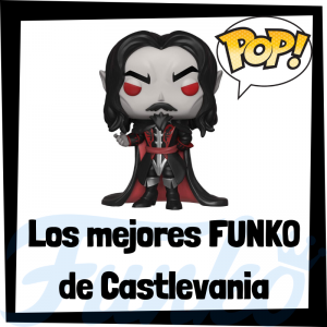 Los mejores FUNKO POP de Castlevania - Funko POP de series de televisión de dibujos animados