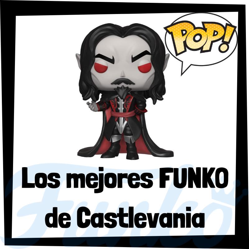 Los mejores FUNKO POP de Castlevania