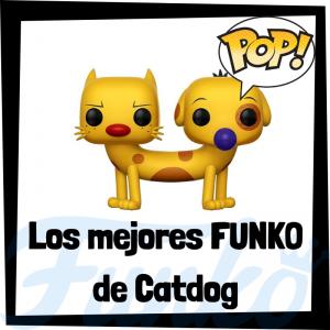 Los mejores FUNKO POP de Catdog - Funko POP de series de televisión de dibujos animados