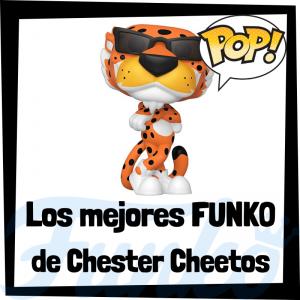 Los mejores FUNKO POP de Chester Cheetos - Funko POP de marcas y anuncios de televisión