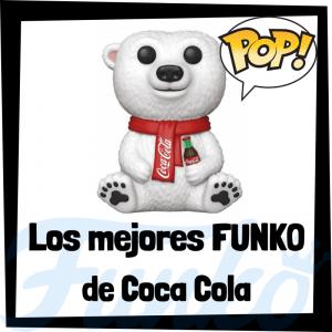 Los mejores FUNKO POP de Coca Cola Oso Polar - Funko POP de marcas y anuncios de televisión