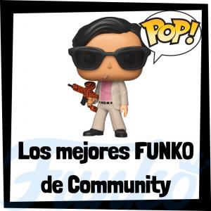 Los mejores FUNKO POP de Community - Los mejores FUNKO POP de personajes de Community - Funko POP de series de televisión