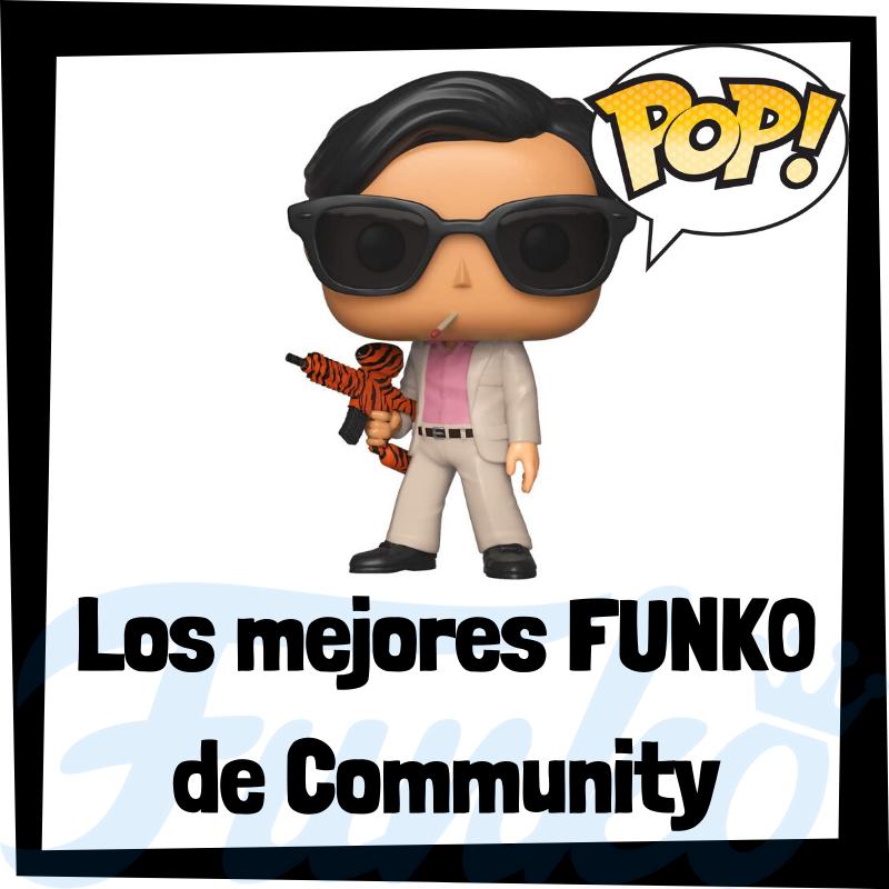 Los mejores FUNKO POP de Community