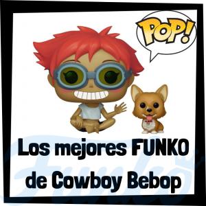 Los mejores FUNKO POP de Cowboy Bebop