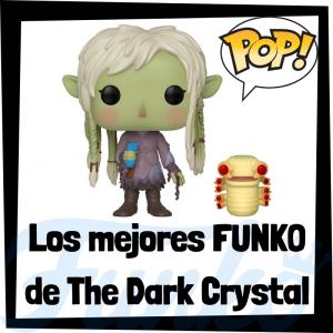 Los mejores FUNKO POP de Cristal Oscuro - Los mejores FUNKO POP de personajes de The Dark Crystal - Funko POP de series de televisión