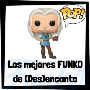Los mejores FUNKO POP de (Des)encanto - Desencanto - Los mejores FUNKO POP de Disenchantment - Funko POP de series de televisión de dibujos animados