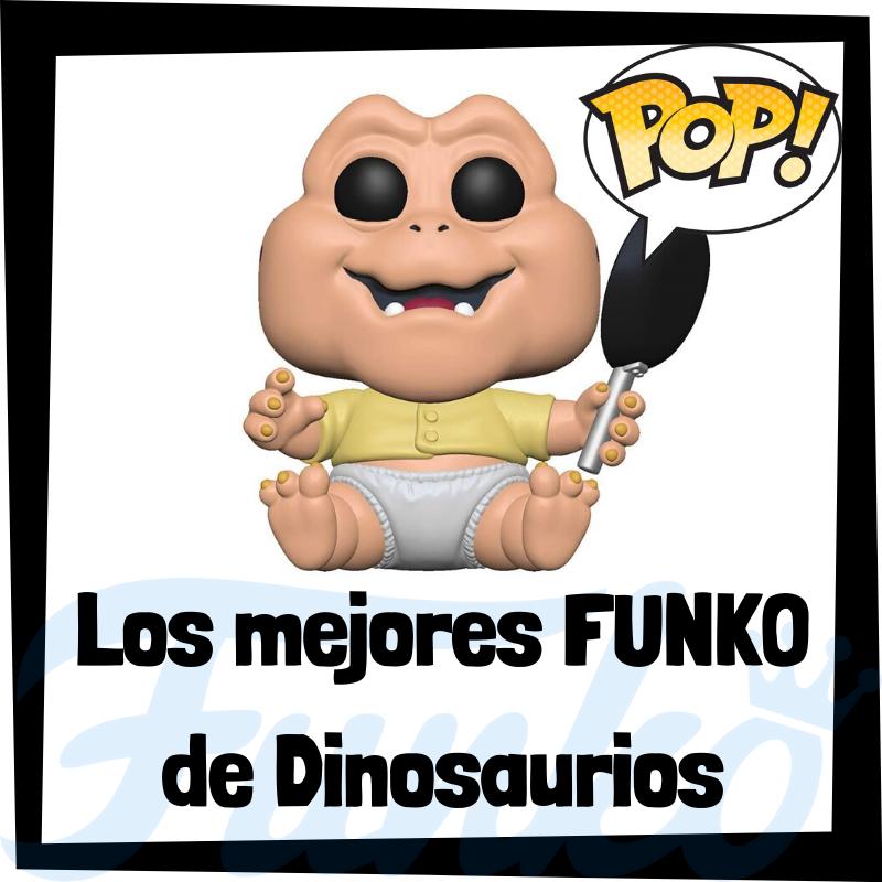 Los mejores FUNKO POP de Dinosaurios