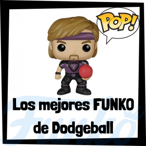 Los mejores FUNKO POP de Dodgeball - FUNKO POP de películas