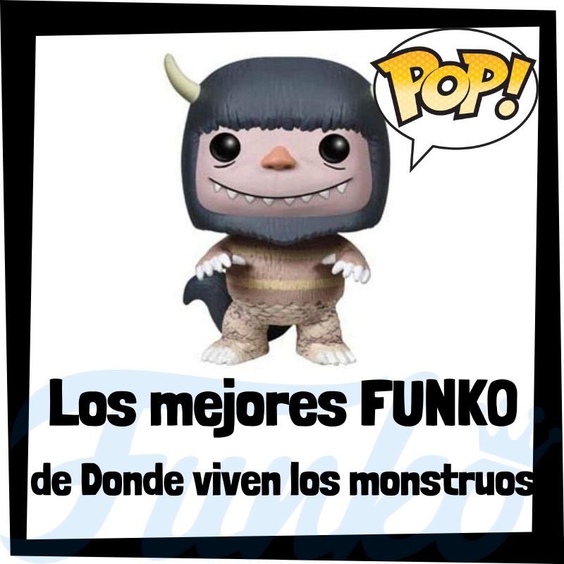 Los mejores FUNKO POP de Donde viven los Monstruos