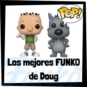 Los mejores FUNKO POP de Doug - Funko POP de series de televisión de dibujos animados