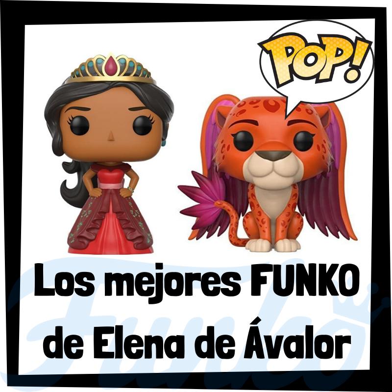 Los mejores FUNKO POP de Elena de Ávalor