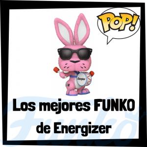 Los mejores FUNKO POP de Energizer conejo - Funko POP de marcas y anuncios de televisión
