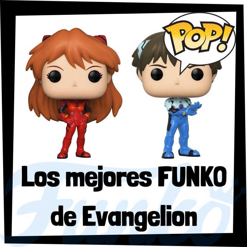Los mejores FUNKO POP de Evangelion