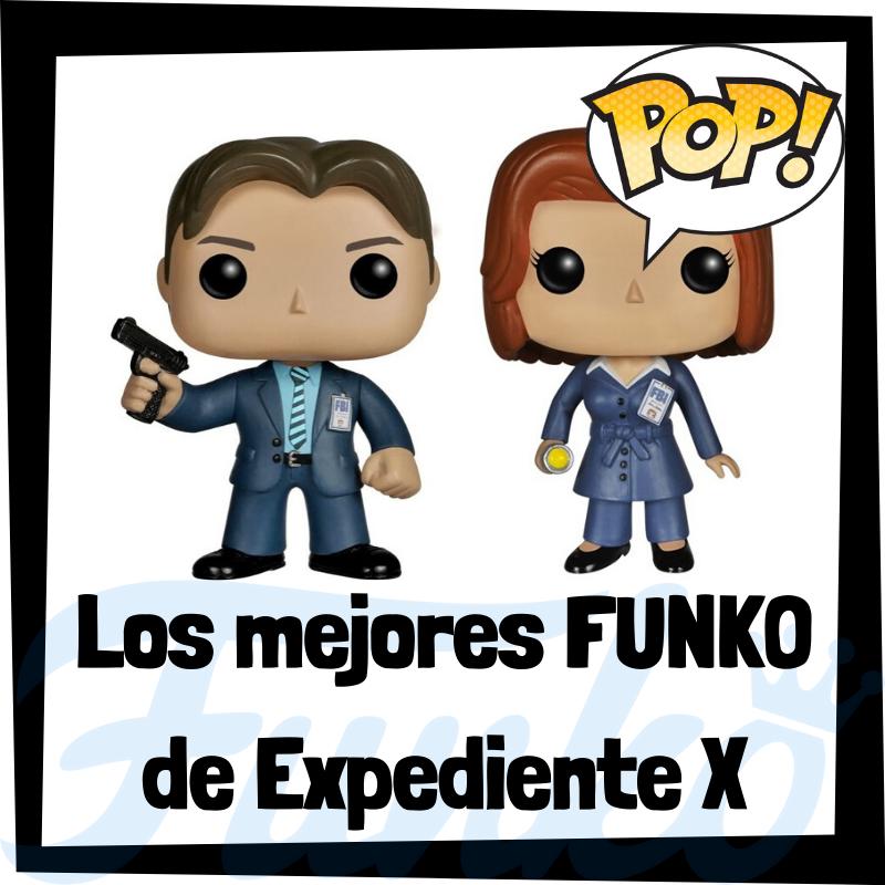 Los mejores FUNKO POP de Expediente X