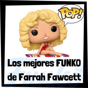 Los mejores FUNKO POP de Farrah Fawcett - Los mejores FUNKO POP de personajes históricos - Los mejores FUNKO POP de actrices